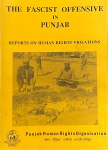 The Fascist Offensive in Punjab